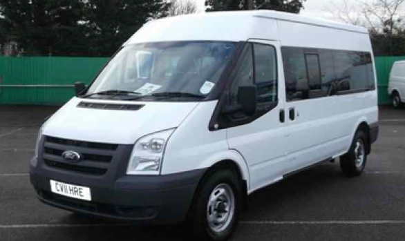 18 Seater Mini Bus Hire