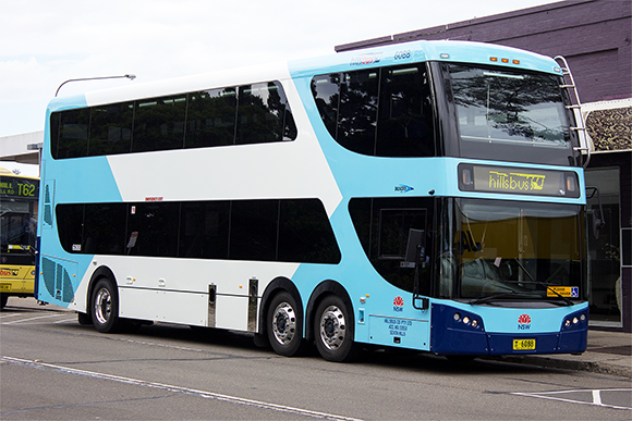 96 Seater